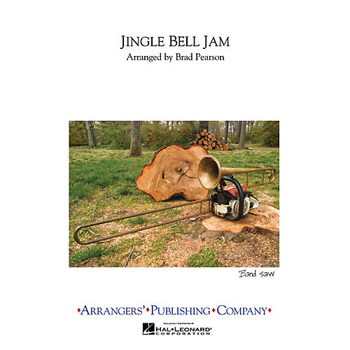 Arrangers Jingle Bell Jam Marching Band Level 2.5 Arranged by Brad Pearson