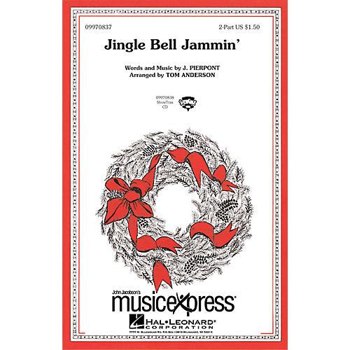 Hal Leonard Jingle Bell Jammin' ShowTrax CD Arranged by Tom Anderson