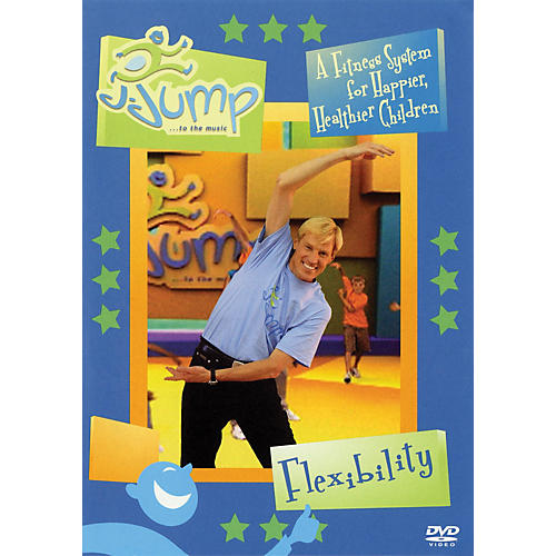 JGP Productions Jjump to the Music - Flexibility (A Fitness System for Happier, Healthier Children)
