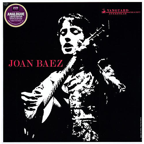 Alliance Joan Baez - Joan Baez