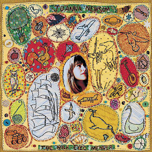 Alliance Joanna Newsom - Milk-Eyed