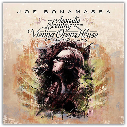 Universal Music Group Joe Bonamassa - An Acoustic Evening At The Vienna Opera House [3 LP]