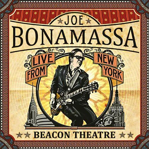 Alliance Joe Bonamassa - Beacon Theatre - Live From New York