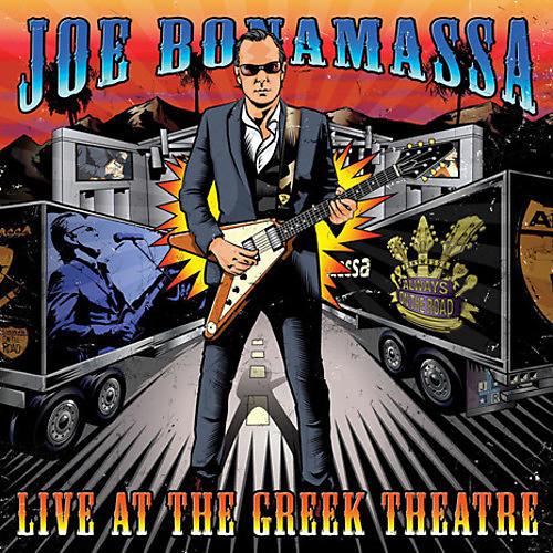 Alliance Joe Bonamassa - Live At The Greek Theatre