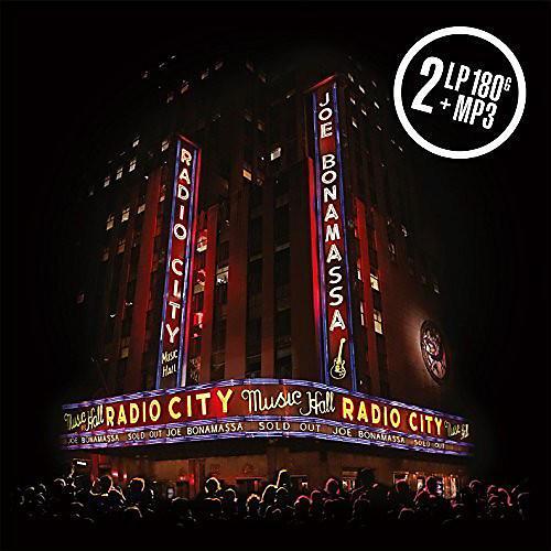 Alliance Joe Bonamassa - Live at Radio City Music Hall