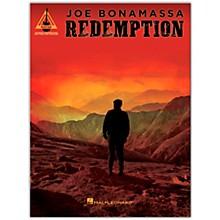 Hal Leonard Joe Bonamassa - Redemption Guitar Tab Songbook
