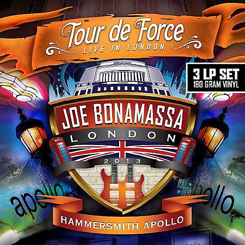 Alliance Joe Bonamassa - Tour de Force-Hammersmith Apollo