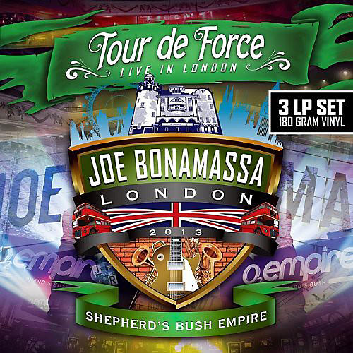 Alliance Joe Bonamassa - Tour de Force-Shepherd? Bush Empire