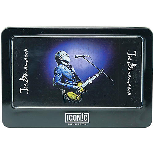 Iconic Concepts Joe Bonamassa Blues Deluxe Litho 3D Lenticular Puzzle