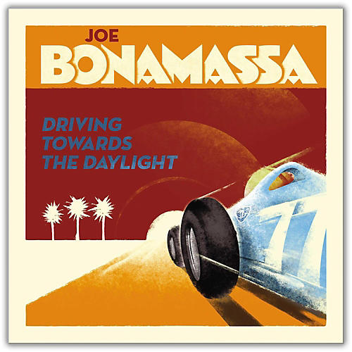 Universal Music Group Joe Bonamassa -Driving Towards The Daylight [2 LP]