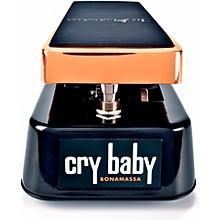Open BoxDunlop Joe Bonamassa Signature Cry Baby Wah Guitar Effects Pedal