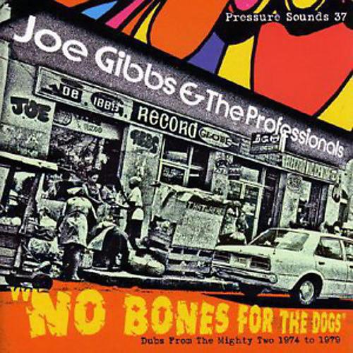 Alliance Joe Gibbs - No Bones for the Dog