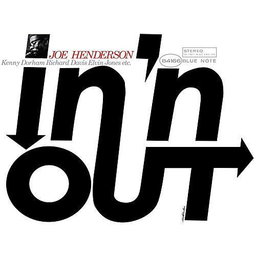 Alliance Joe Henderson - In 'N Out