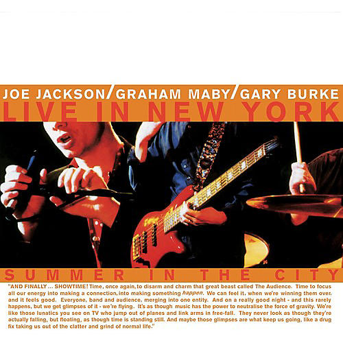 Alliance Joe Jackson - Summer In The City: Live In New York