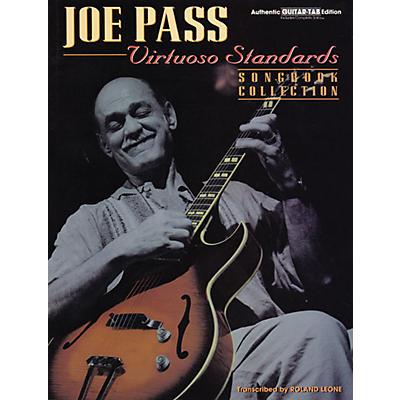 Alfred Joe Pass Virtuoso Standards Guitar Tab Book