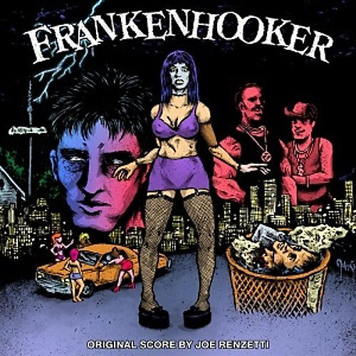 Alliance Joe Renzetti - Basket Case 2 / Frankenhooker (Original Soundtrack)