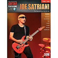 Hal Leonard Joe Satriani - Guitar Play-Along Vol. 185 Book/Audio Online