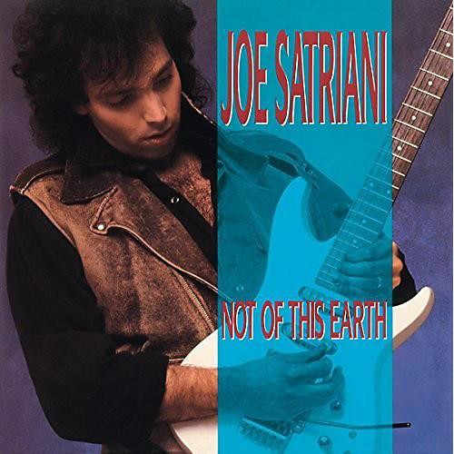 Alliance Joe Satriani - Not of This Earth