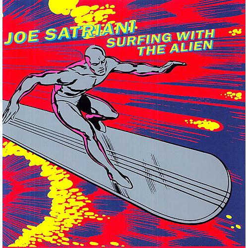 Alliance Joe Satriani - Surfing with the Alien