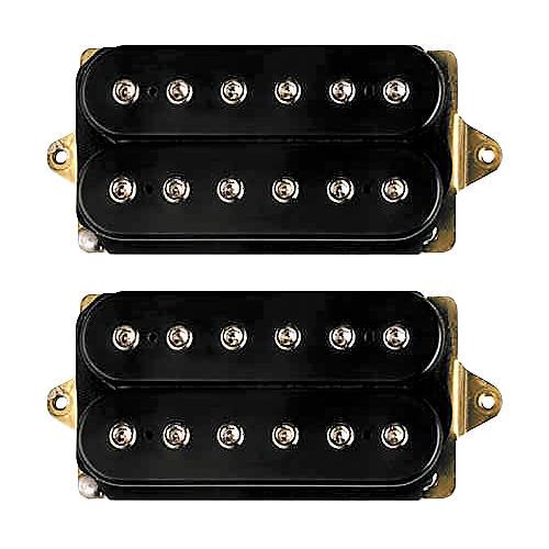 DiMarzio Joe Satriani Humbucker Set F-SP NK F-SP BRDG