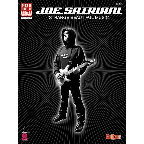Cherry Lane Joe Satriani Strange Beautiful Music Guitar Tab Songbook
