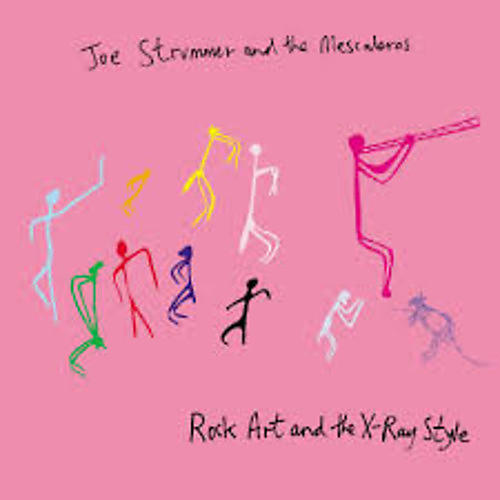 Alliance Joe Strummer and the Mescaleros - Rock Art and The X-Ray Style [Remastered] [Bonus CD]