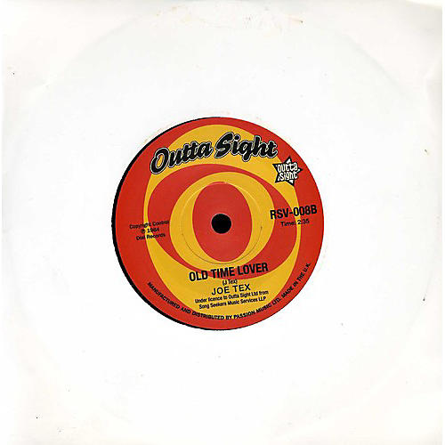 Alliance Joe Tex - I Wanna Be Free/Old Time Lover