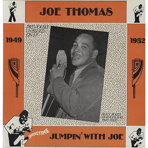 Alliance Joe Thomas - Jumpin' With Joe