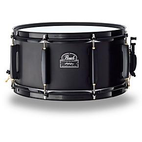 pearl joey jordison signature snare drum 13 x 6 5 in black steel musician 39 s friend. Black Bedroom Furniture Sets. Home Design Ideas