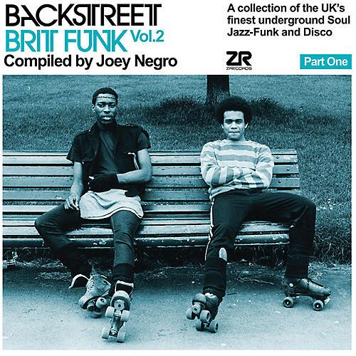 Alliance Joey Negro - Backstreet Brit Funk Vol.2 (Part One)