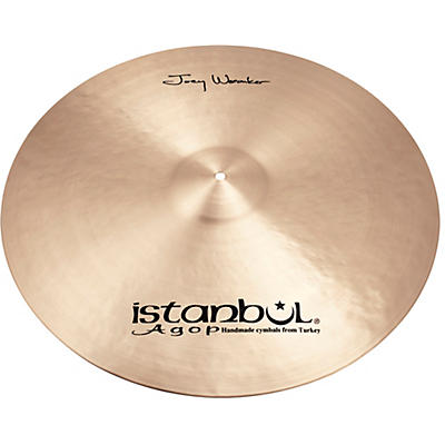 Istanbul Agop Joey Waronker Signature Ride