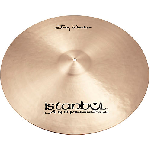 Istanbul Agop Joey Waronker Signature Ride 24 in.