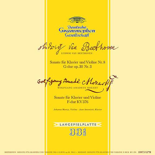 Alliance Johanna Martzy - Beethoven & Mozart Sonatas For Piano & Violin