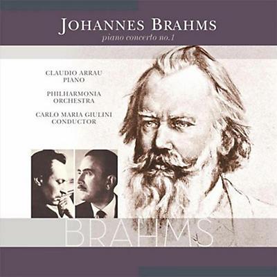 Johannes Brahms - Piano Concerto No. 1