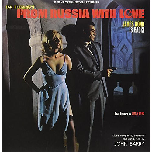 Alliance John Barry - From Russia With Love (Original Soundtrack)