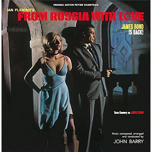 Alliance John Barry - From Russia with Love