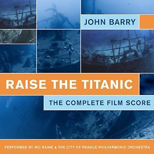 Alliance John Barry - Raise The Titanic (original Soundtrack)