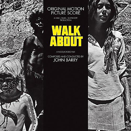 Alliance John Barry - Walkabout (original Soundtrack)