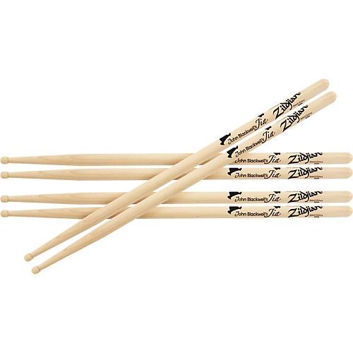 Zildjian John Blackwell Artist Series Drumsticks, 3-Pack