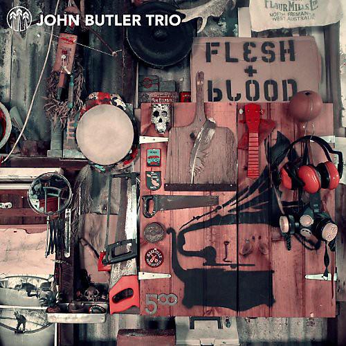 Alliance John Butler - Flesh & Blood