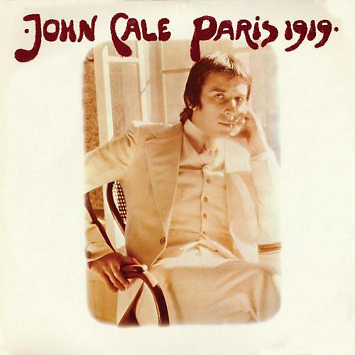 Alliance John Cale - Paris 1919