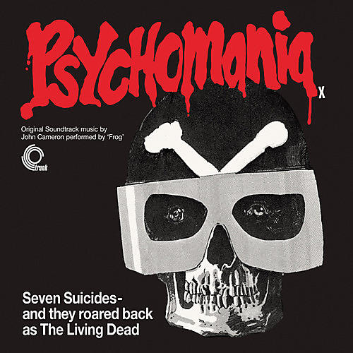 Alliance John Cameron - Psychomania - O.s.t.