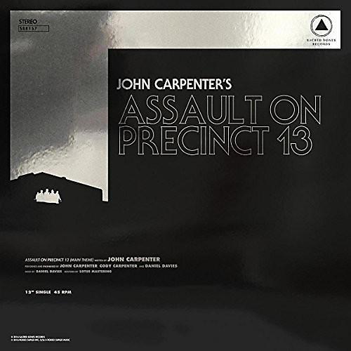 Alliance John Carpenter - Assault On Precinct 13 / Fog (Original Soundtrack)
