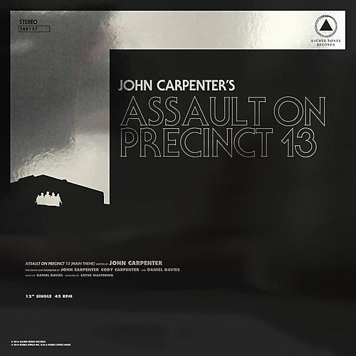 Alliance John Carpenter - Assault On Precinct 13 / The Fog