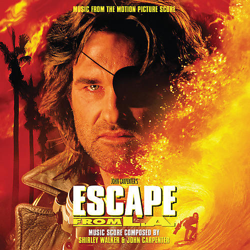 Alliance John Carpenter - Escape From L.A.- Music From The Motion Picture Score