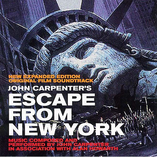 Alliance John Carpenter - Escape from New York (Original Soundtrack)