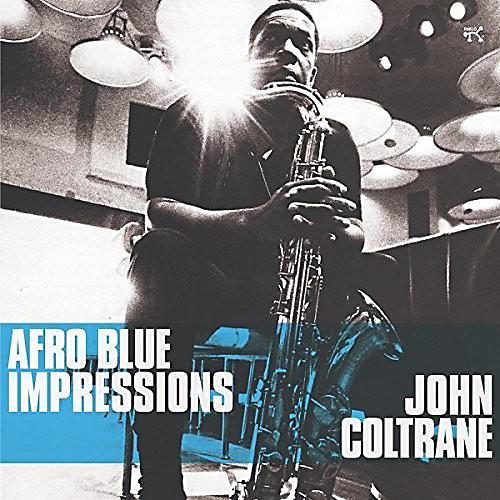 Alliance John Coltrane - Afro Blue Impressions
