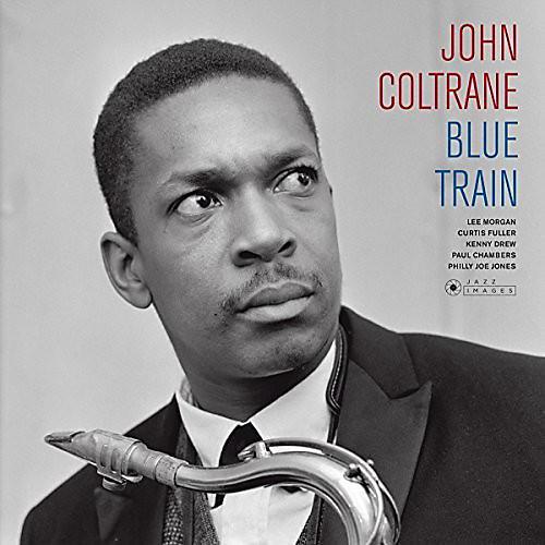 Alliance John Coltrane - Blue Train + 1 Bonus Track (Cover Photo By Jean-Pierre Leloir)