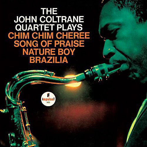 Alliance John Coltrane - John Coltrane Quartet Plays