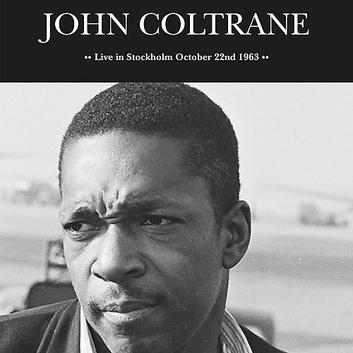 Alliance John Coltrane - Live In Stockholm October 22nd 1963